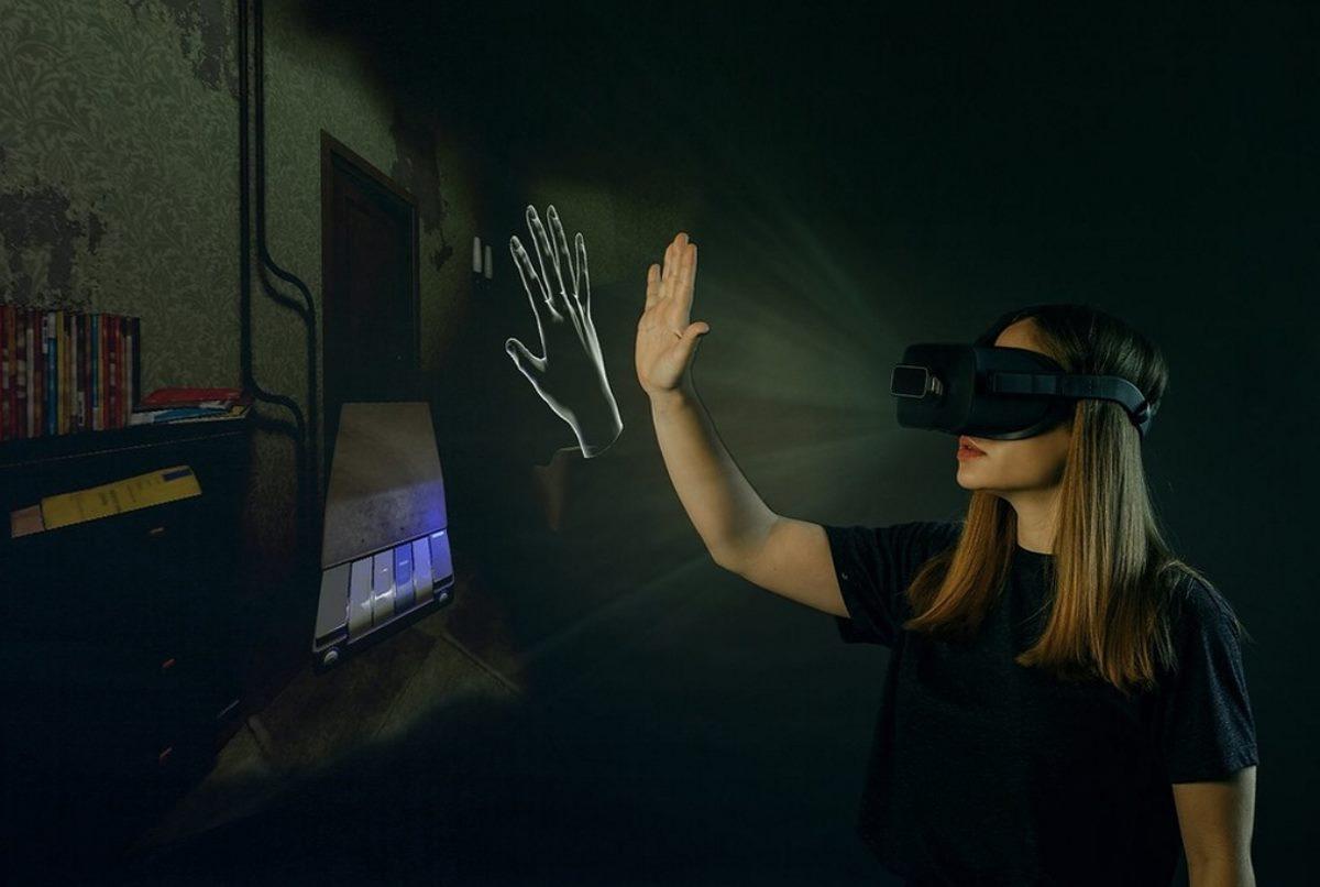 горящие квест в виртуальной реальности ребёнка