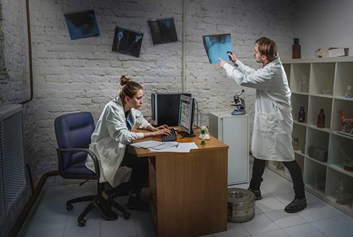 Номер телефона больницы морзонова